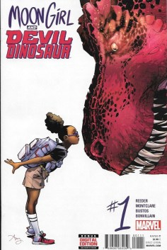 Moon Girl and Devil Dinosaur #1