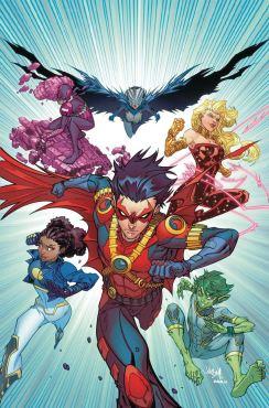 Teen Titans #20