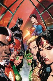 Justice League Rebirth #1