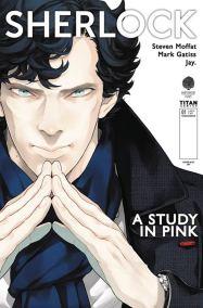 Sherlock A Study in Pink #1