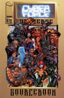 Cyberforce Universe Sourcebook #2