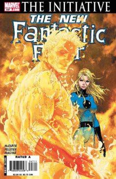 Fantastic Four #547