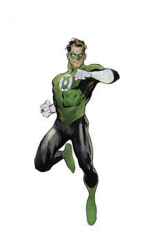 Hal Jordan And The Green Lantern Corps Rebirth #1