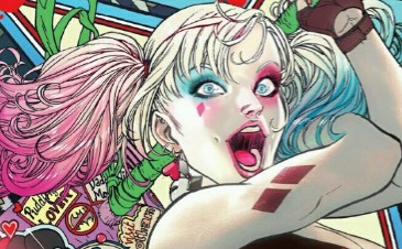 WIN ComicXposure Harley Quinn #1