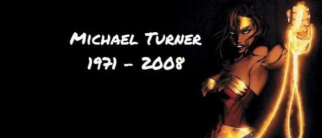 Michael Turner Wonder Woman