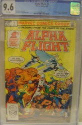 Alpha Flight #1