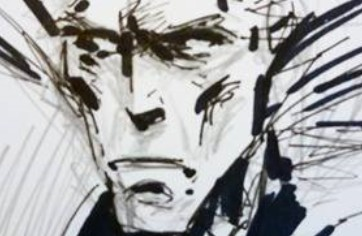 WIN Blair Witch Sketch Card