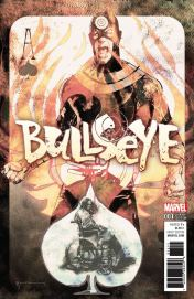 Bullseye #1 Bill Sienkiewicz