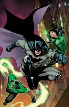 Green Lanterns #16 Emanuela Lupacchino
