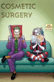 Harley Quinn #13 Frank Cho
