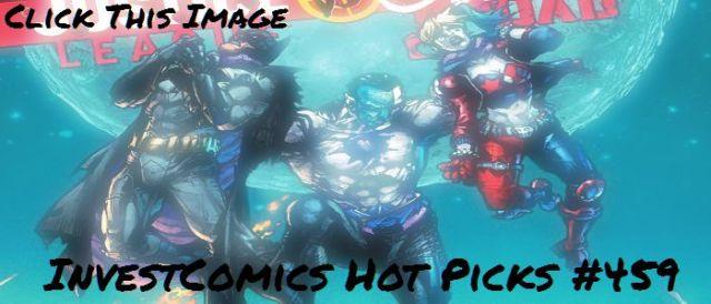 JLA vs Suicide Squad DC Comics