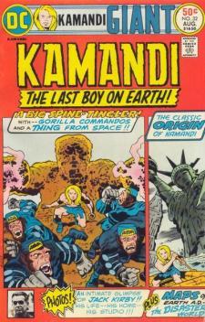 Kamandi #32 1975