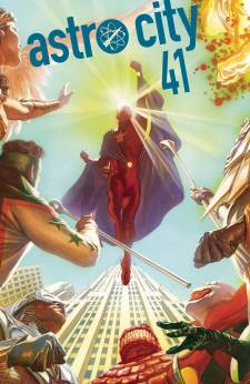 Astro City #41 - Alex Ross