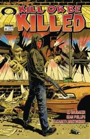 Kill Or Be Killed #6 Walking Dead Sean Phillips