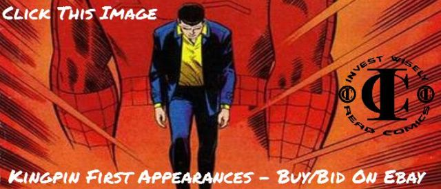 Kingpin First Appearance