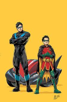 Nightwing #16 Ivan Reis Oclair Albert