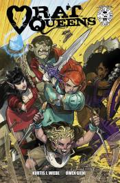 Rat Queens #1 Owen Gieni