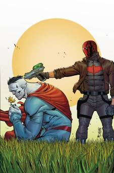 Red Hood And The Outlaws #72 Giuseppe Camuncoli