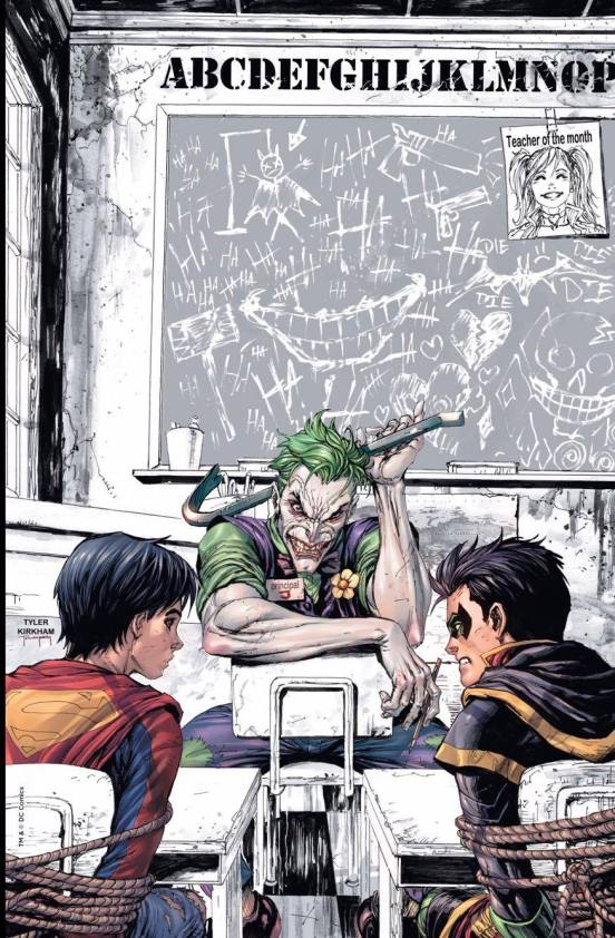 Super Sons #1 Joker