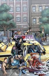Titans #8 Nick Bradshaw