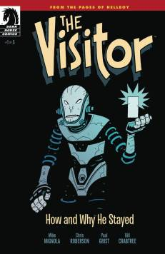 Visitor How And Why He Stayed #1