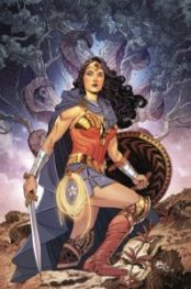 Wonder Woman #16 Bilquis Evely