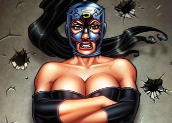 New Comics #465 – Video