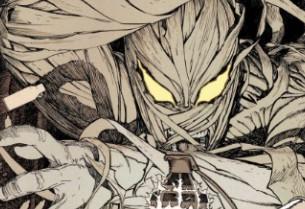 Number One Comics – October 2017