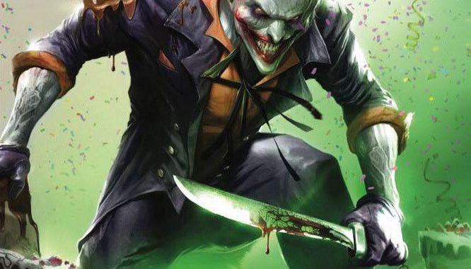 WIN – Exclusive Batman #50 Variant