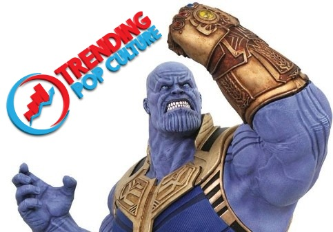 Trending Comics & More #589