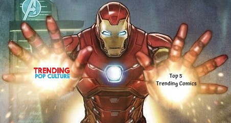 Top 5 Trending Comics 12-11-19