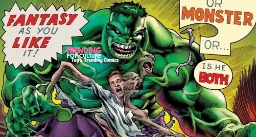 Top 5 Trending Comics This Week 3-25-20