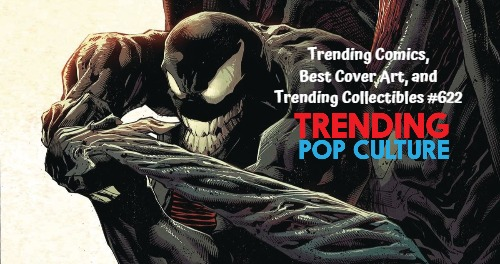 Comics/Collectibles NOT Arriving On 4-8-20