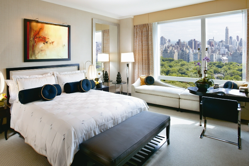 10. Mandarin Oriental, New York City