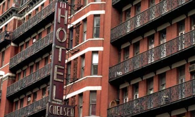 Hotel Chelsea, New York, USA