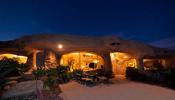 Dick Clark's Flintstones Inspired Home, USA