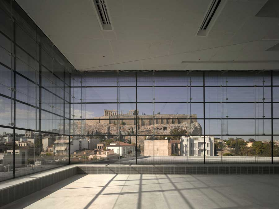The Acropolis Museum, Athens, Greece