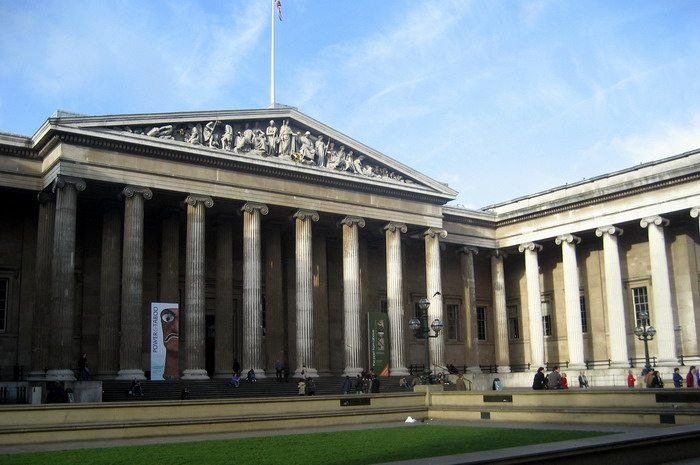 The British Museum, London, England