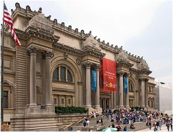 The Metropolitan Museum, New York City, USA