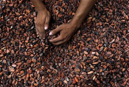 Cocoa is really old food