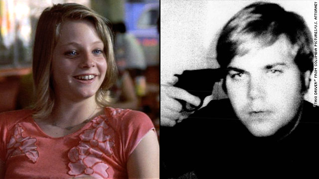 Man tried to kill the U.S president in order to get noticed by Jodie Foster