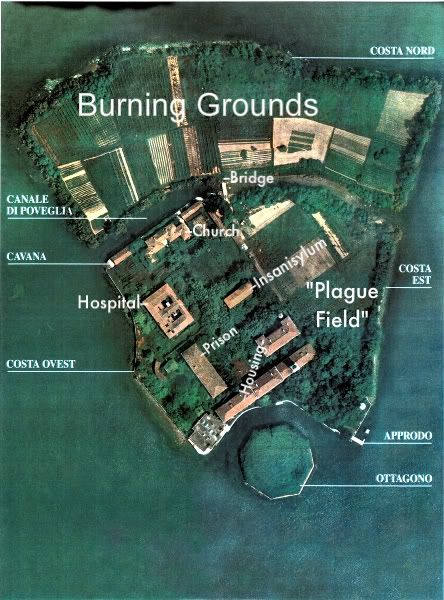 Poveglia: a small Italian island that is believed to be haunted