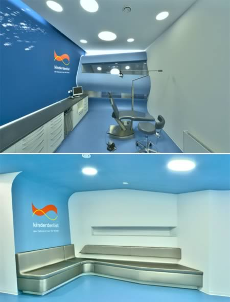 Sea life dental office