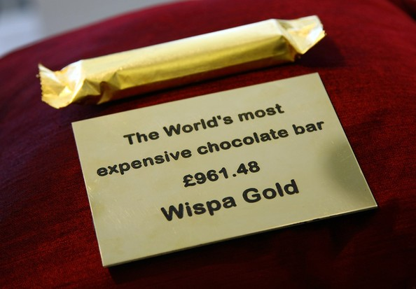 The most expensive chocolate