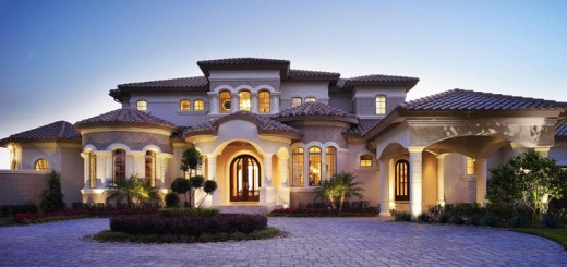 Top 5 Most Luxurious Houses