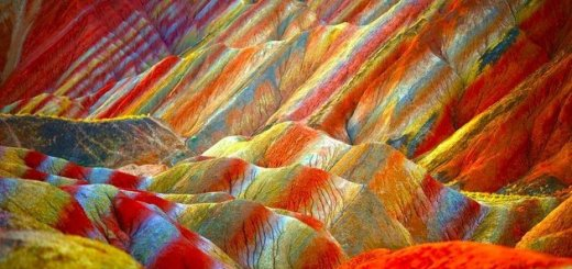Top 6 Surreal Places on Earth