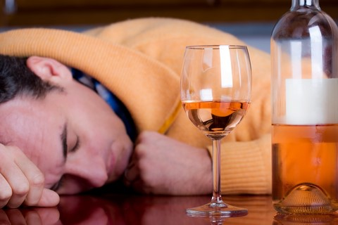 Avoid overdose of wine