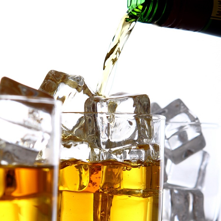 Drinking alcohol is sure to make you look older
