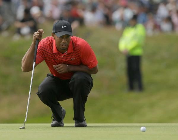 Woods is trying his level best to make the best come back.