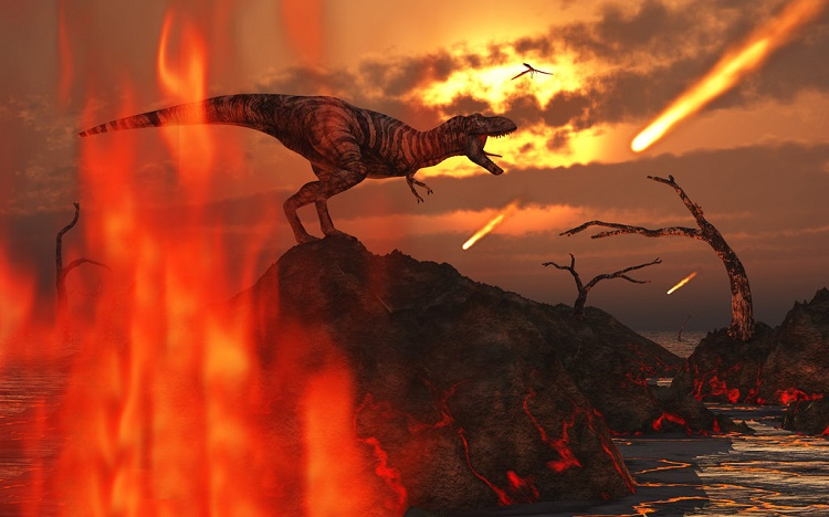 What actually killed the dinosaurs